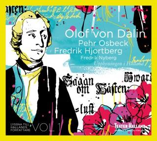 Ljudbok Lyssna till Hallands författare. Upplysningen i Halland av Olof von Dalin
